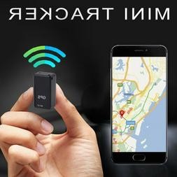 Car Mini GPS Tracker Real Time Magnetic Small Kids GPS Track