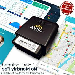 Vyncs Car Trucking GPS No Monthly Fee OBD Realtime 3G GPS Tr
