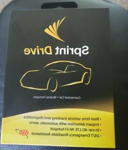 Sprint Drive, 4G LTE WiFi Mobile Vehicle Tracking & Diagnost