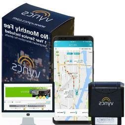 Vyncs GPS Tracker NO Monthly Fee OBD Tracker, Track your Car