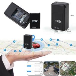 Hot Magnetic Mini Car GPS Tracker Real Time Voice Record Tra
