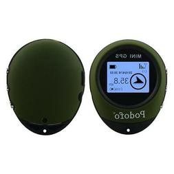 Intelligent electronic compass handheld Mini GPS Tracker G00