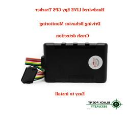 iTrail 4G Real Time Live Hidden Spy Vehicle Car Hardwired GP