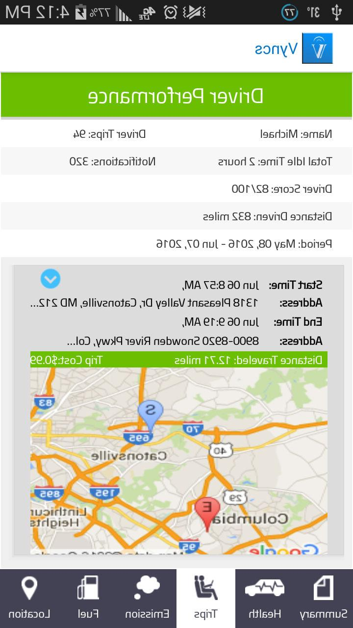 Vyncs: No Monthly 3G GPS Tracking,