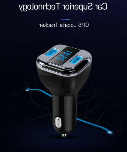 car battery voltage meter charger phone app