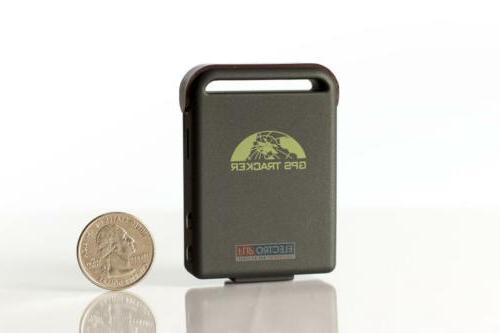 SIM Operated GPS Trailer Tracking Device GSM GPRS Portable T