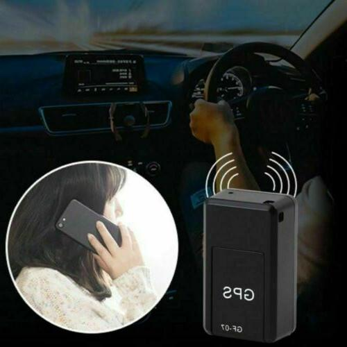 GF07 Magnetic Tracker Real-time Vehicle Locator GSM USA