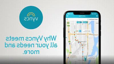 GPS Tracker for Vyncs Real Time 1 Yr Data Plan