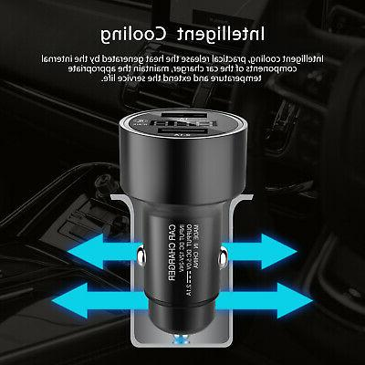 Car GPS Tracking Fast Charger Voltmeter