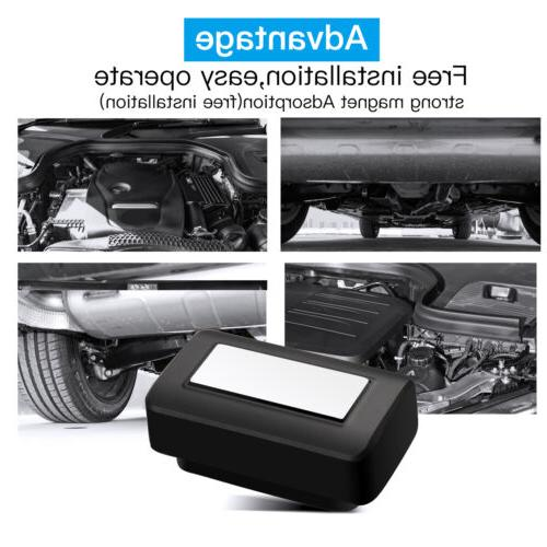 Hidden Vehicles Tracking Device Magnetic