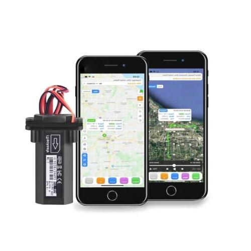 max accuracy motorcycle scooter car gps tracking