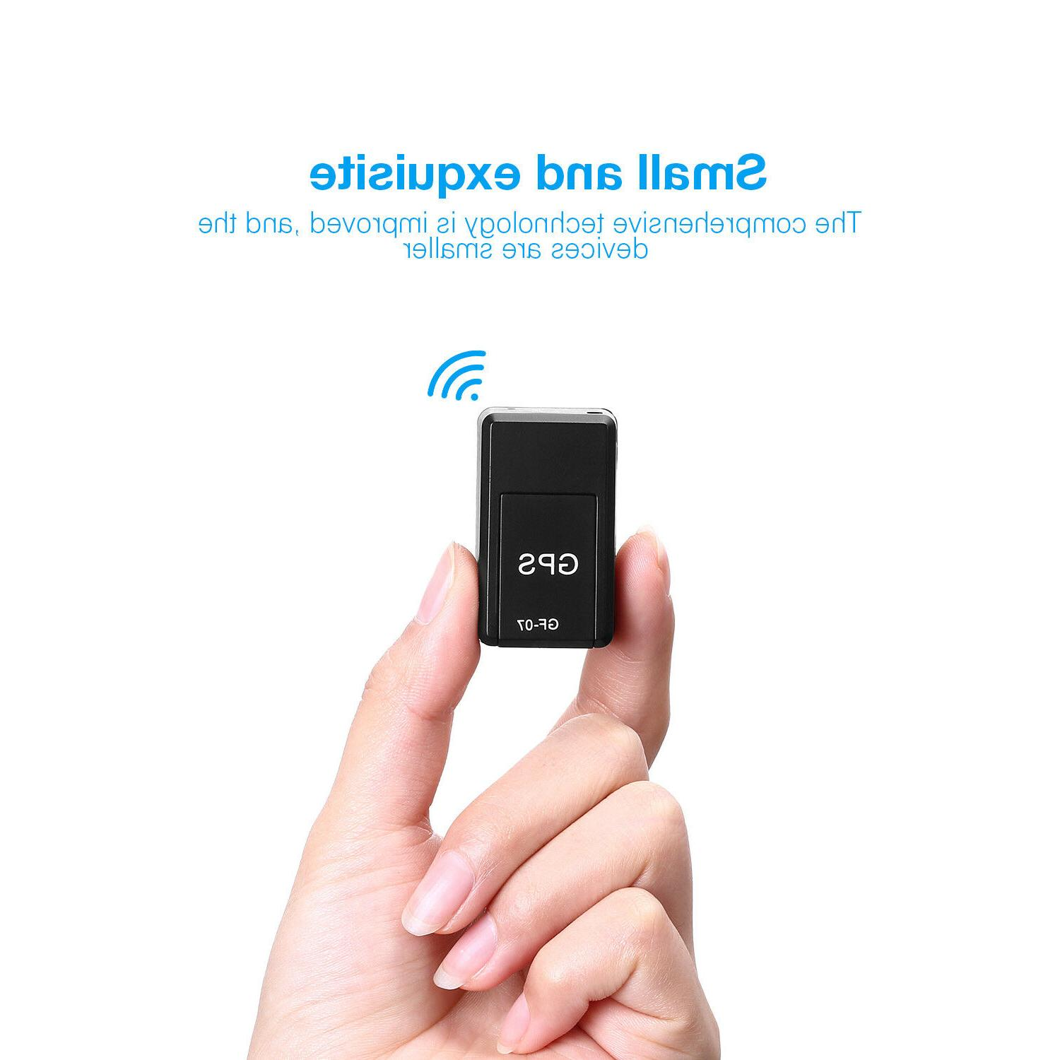 Mini Magnetic GSM Device