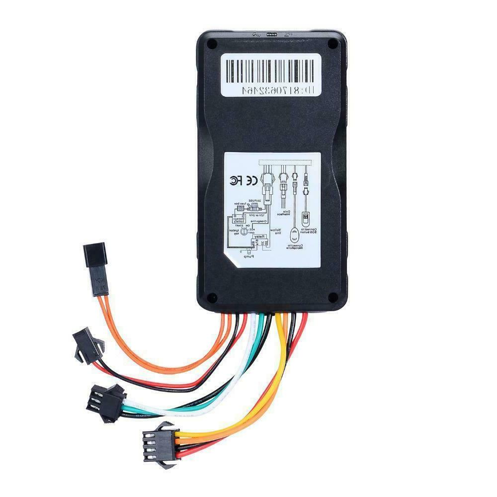 Sinotrack St-906 Gsm Tracker For Vehicle Tracking Device