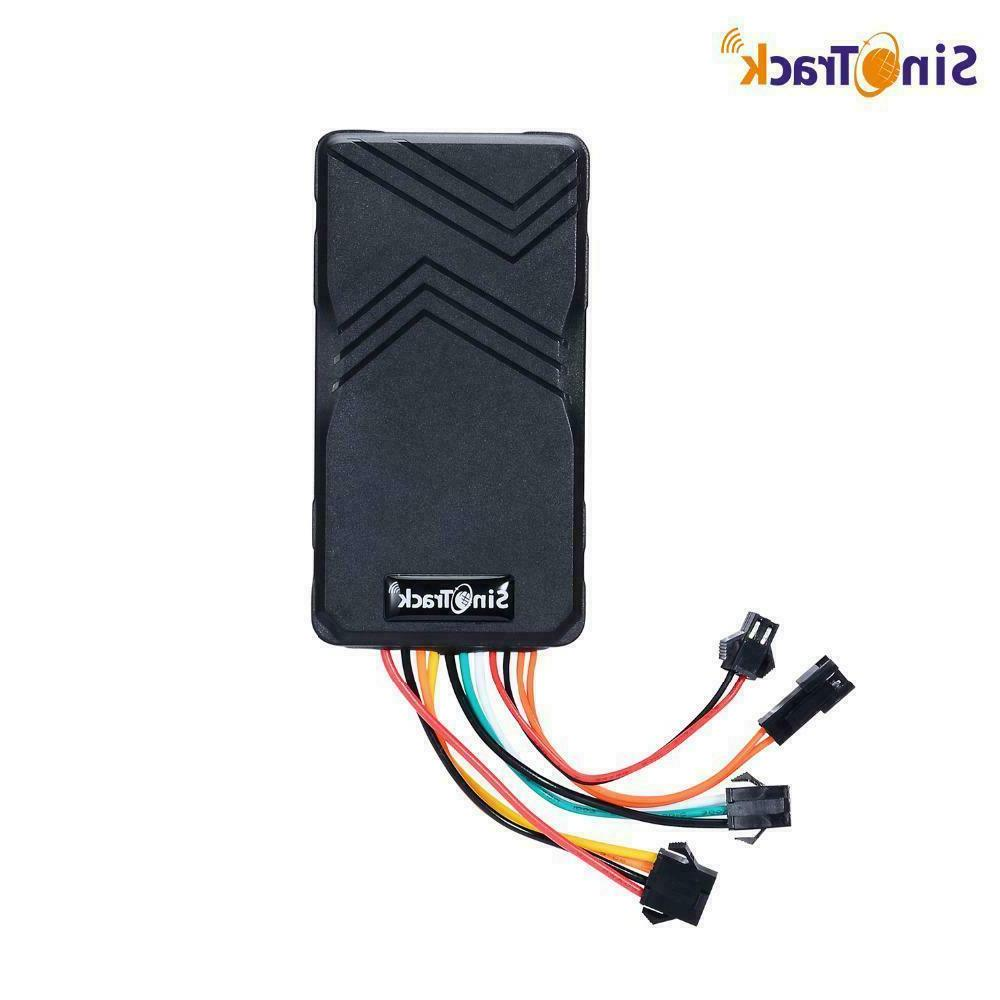 st 906 gsm gps tracker for car