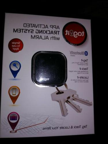 tag it app activated tracking system w