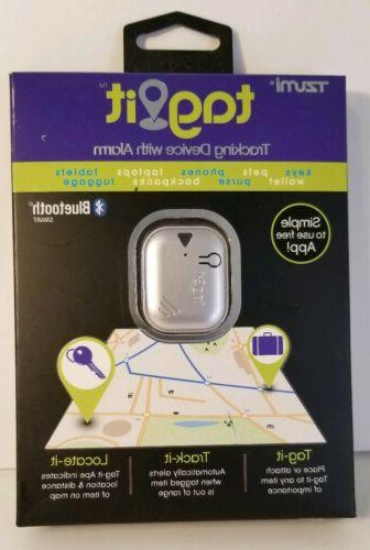 tag it tracking device with alarm