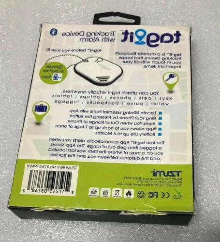 Tzumi 817243037683 3768BB Tracking Device - GPS and Technology