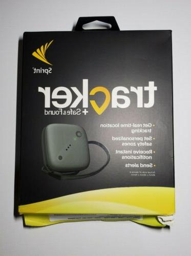 tracker safe and sound tracking device new