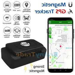 Hidden Magnetic GPS Vehicle Tracker GSM/GPRS Real Time Car T