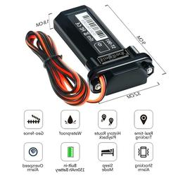 Mini 2G/3G GPS Car tracker + online Tracking software Waterp