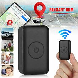 Mini Real Time GPS Tracker GSM Tracking Device Smart Locator