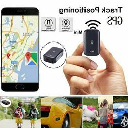 Mini Voice Activated Recorder GPS Tracker Spy Real Time Audi