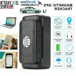 NEW Hidden Magnetic GPS Vehicle Tracker GSM/GPRS Real Time C