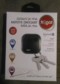 New Tzumi Tag-It Bluetooth Tracking Device With Alarm In Ori