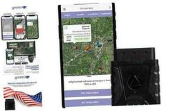 No Monthly Fee - LandAirSea Sync Real Time 4G LTE GPS Tracke