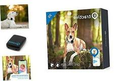 Tractive 3G GPS Dog Tracker – Dog Tracking Device with Unl